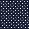 Polka Dot Polycotton Fabric (7230)