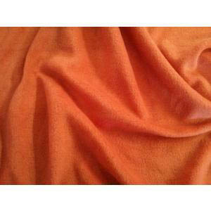 Anti-Pil Polar Fleece-Orange #ff8000
