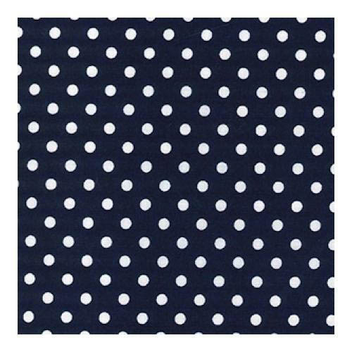 Polka Dot Polycotton Fabric (7230)