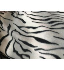 Zebra Animal Polar Fleece