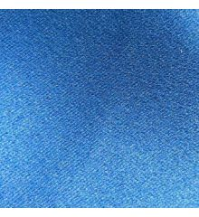 Fire Retardant Blackout Curtain Lining Fabric-Blue
