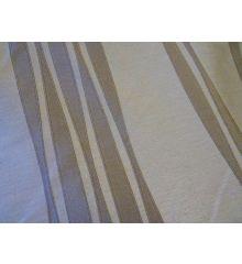 Beige & Cream Reeds Curtain Fabric