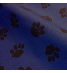 Paw Print Waterproof Outdoor PVC