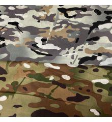 Camouflage 100% Cotton Poplin