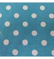 Spot Cotton Canvas-Blue