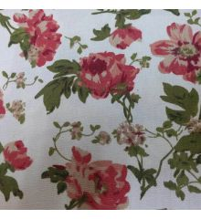 Flower Cotton Canvas (575)