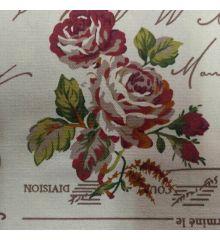 Flower Cotton Canvas (170)