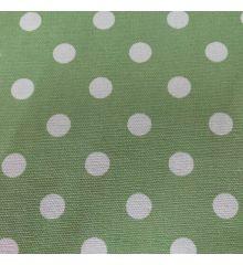 Spot Cotton Canvas-Green