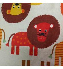 Lion Cotton Canvas (47)