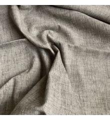 Boucle Weave Soft Furnishing Fabric with FR Coating-Light Grey