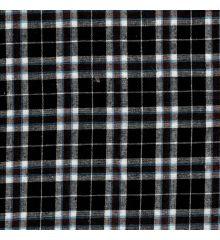 Clan Kudz Tartan Check Polyviscose Fabric