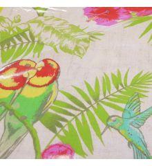 Clarke & Clarke Tropical Kitsch PVC Oilcloth
