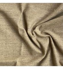 Cosy Boucle Weave Fire Retardant Upholstery Fabric-Caramel