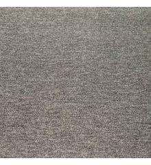 Cosy Marl Fire Retardant Soft Furnishing Fabric-Grey Melange