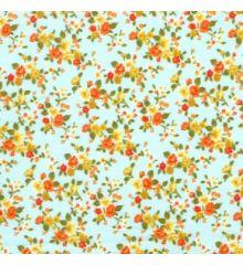 Floral Cotton Poplin (0380)