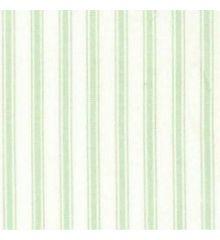 Defined Stripe Cotton Poplin-Mint