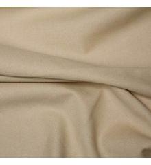 Plain Cotton Canvas-Cream
