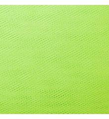 Nylon Dress Net-Green