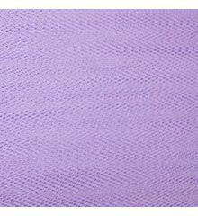 Nylon Dress Net-Lilac