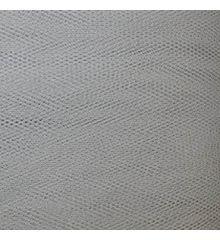 Nylon Dress Net-Silver