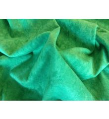Brushed Suedette-Emerald Green