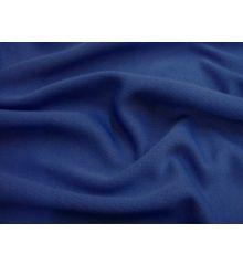 Mock Eyelet Sports Fabric 250 GSM-Royal Blue