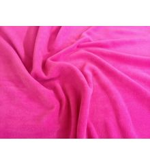 Anti-Pil Polar Fleece-Cerise Pink #de3162