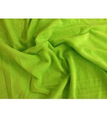 Anti-Pil Polar Fleece-Lime Green #bfff00