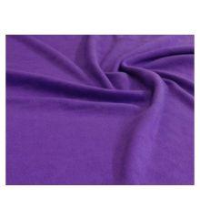 Anti-Pil Polar Fleece-Purple #800080