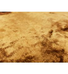 Super Soft Velour Velvet Furnishing Fabric Upholstery-Gold