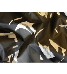 Camouflage Nylon Ripstop