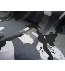 Camouflage PVC Backed Waterproof Outdoor Furnishing-White