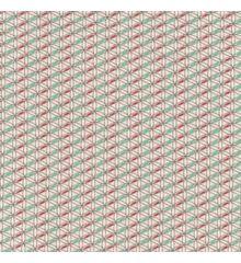 Printed Cotton Mix Jersey - Pattern   Pink
