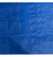 Lightweight PE Tarpaulin Groundsheet 100gsm-Blue