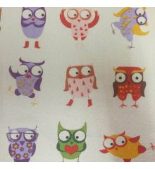 Owls Linen Cotton (113)