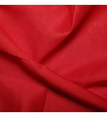 100% Linen Fabric-Red