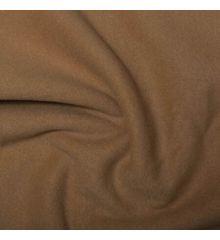 Washable Melton Polyester-Camel