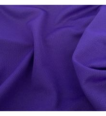 Mock Eyelet Sports Fabric 145 GSM-Purple