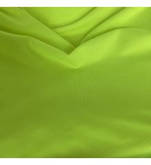 Mock Eyelet Sports Fabric 145 GSM-Flo Yellow