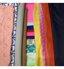 Mystery bag of Fabric Offcuts - Medium