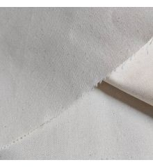 Natural Seeded 100% Cotton Canvas Fabric Material For Sewing