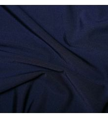 Nylon Lycra-Navy Blue #000080