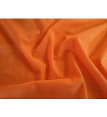 Brushed Suedette-Orange