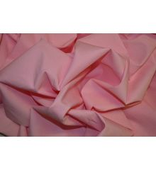 Baby Pink Stretch Viscose Bengaline