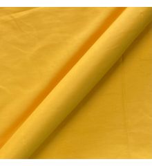 Plain Polycotton-Gold Yellow