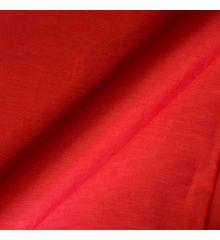 Plain Polycotton-Red