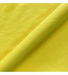 Plain Polycotton-Yellow