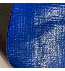 Polyethylene Waterproof & UV Resistant Tarpaulin 180gsm-Blue
