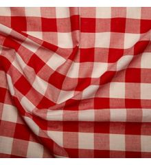 1 Inch Gingham Polycotton