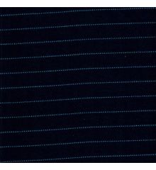 Replin Navy Striped Wool Furnishing